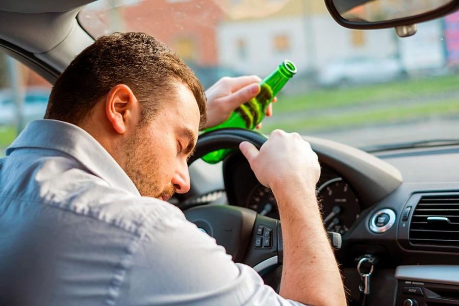 Ответственность для пьяных водителей ужесточат