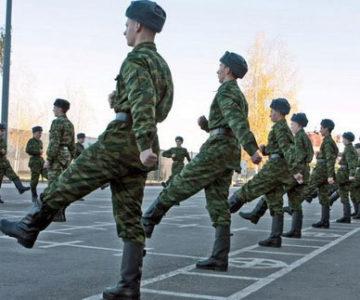В Военных силах России уверены, что число уклонистов значительно снизилось!